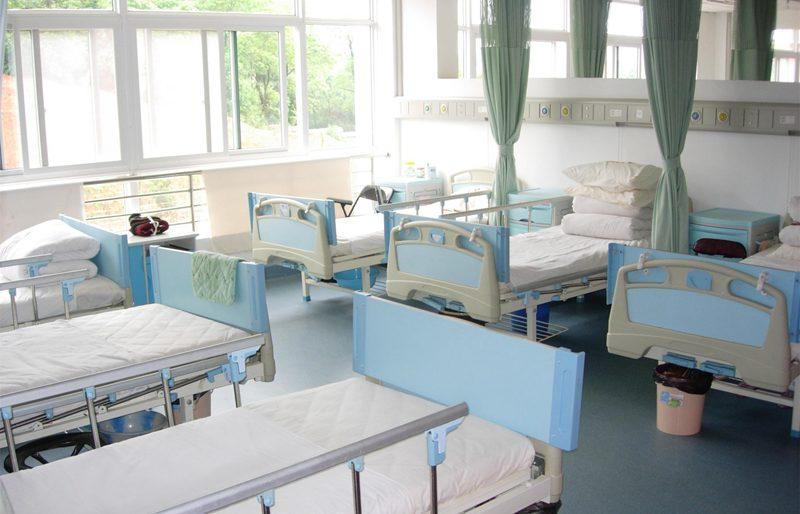 整洁明亮的病房