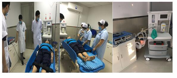 长沙市精神病医院成功开展无抽搐电休克治疗