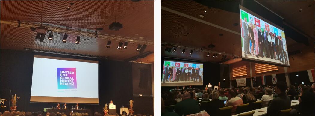 长沙心翼会所赴挪威参加国际会议