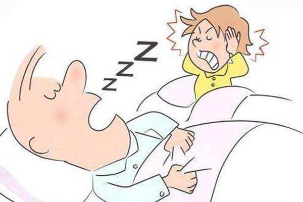 打呼噜也是一种病?